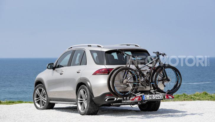 Mercedes-Benz GLE 2019: Nuovi motori, tecnologia di riferimento e comfort superlativo - Foto 28 di 38