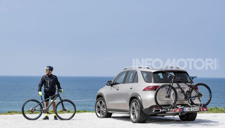Mercedes-Benz GLE 2019: Nuovi motori, tecnologia di riferimento e comfort superlativo - Foto 29 di 38