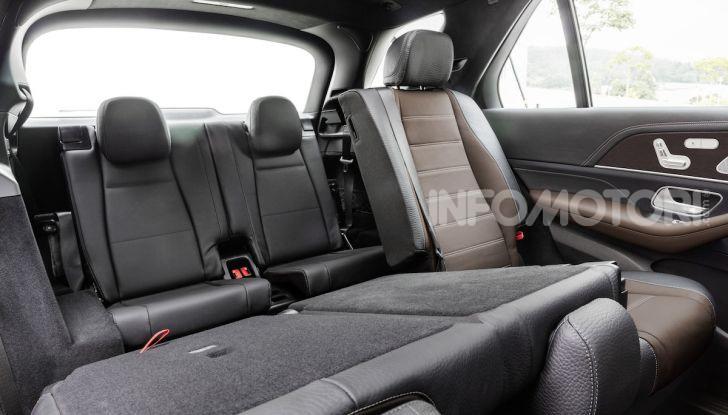Mercedes-Benz GLE 2019: Nuovi motori, tecnologia di riferimento e comfort superlativo - Foto 10 di 38
