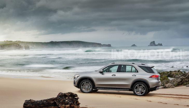 Mercedes-Benz GLE 2019: Nuovi motori, tecnologia di riferimento e comfort superlativo - Foto 30 di 38