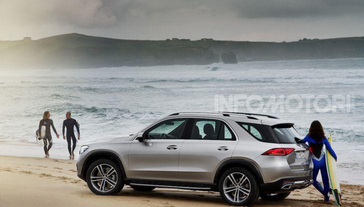 Mercedes-Benz GLE 2019: Nuovi motori, tecnologia di riferimento e comfort superlativo - Foto 33 di 38