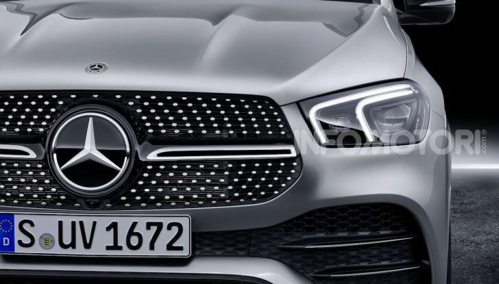 Mercedes-Benz GLE 2019: Nuovi motori, tecnologia di riferimento e comfort superlativo - Foto 35 di 38