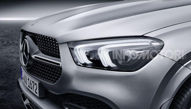 Mercedes-Benz GLE 2019: Nuovi motori, tecnologia di riferimento e comfort superlativo - Foto 36 di 38