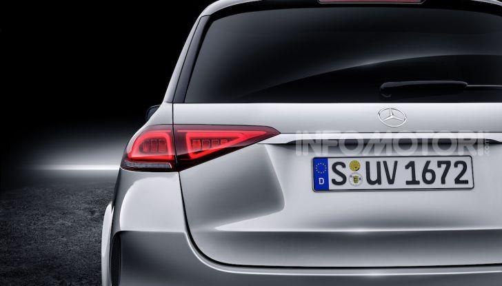 Mercedes-Benz GLE 2019: Nuovi motori, tecnologia di riferimento e comfort superlativo - Foto 37 di 38
