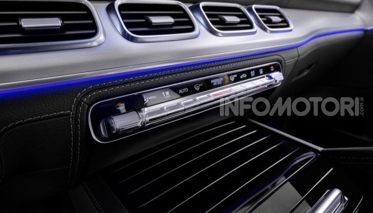 Mercedes-Benz GLE 2019: Nuovi motori, tecnologia di riferimento e comfort superlativo - Foto 38 di 38