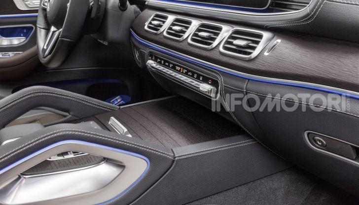 Mercedes-Benz GLE 2019: Nuovi motori, tecnologia di riferimento e comfort superlativo - Foto 11 di 38