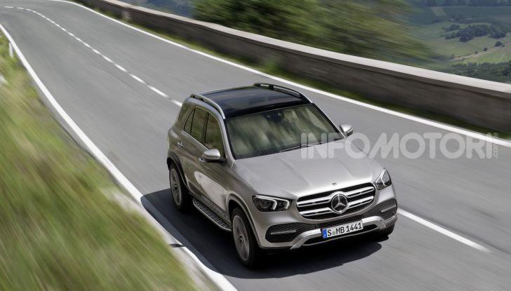 Mercedes-Benz GLE 2019: Nuovi motori, tecnologia di riferimento e comfort superlativo - Foto 14 di 38