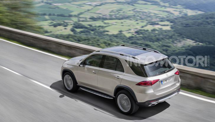 Mercedes-Benz GLE 2019: Nuovi motori, tecnologia di riferimento e comfort superlativo - Foto 15 di 38