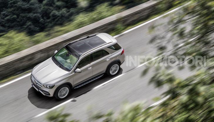 Mercedes-Benz GLE 2019: Nuovi motori, tecnologia di riferimento e comfort superlativo - Foto 16 di 38