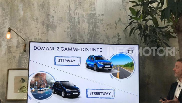 Nuova Dacia Sandero Streetway, prezzi da 7.450 euro - Foto 4 di 9