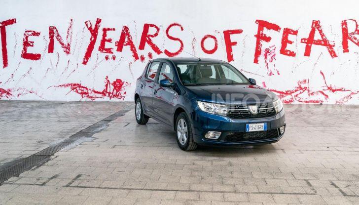 Nuova Dacia Sandero Streetway, prezzi da 7.450 euro - Foto 3 di 9