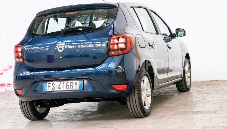 Nuova Dacia Sandero Streetway, prezzi da 7.450 euro - Foto 5 di 9