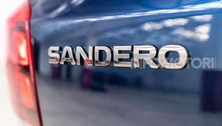 Nuova Dacia Sandero Streetway, prezzi da 7.450 euro - Foto 8 di 9