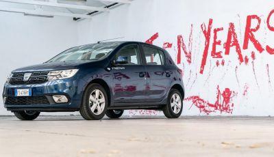 Nuova Dacia Sandero Streetway, prezzi da 7.450 euro