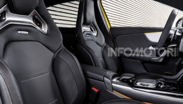 Nuova Mercedes-AMG A35 4MATIC - Foto 20 di 23