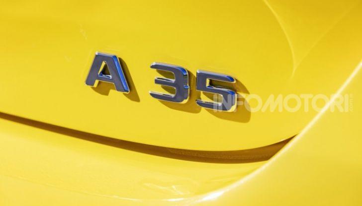Nuova Mercedes-AMG A35 4MATIC - Foto 22 di 23