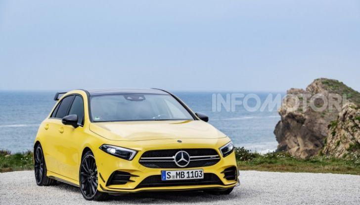 Nuova Mercedes-AMG A35 4MATIC - Foto 8 di 23