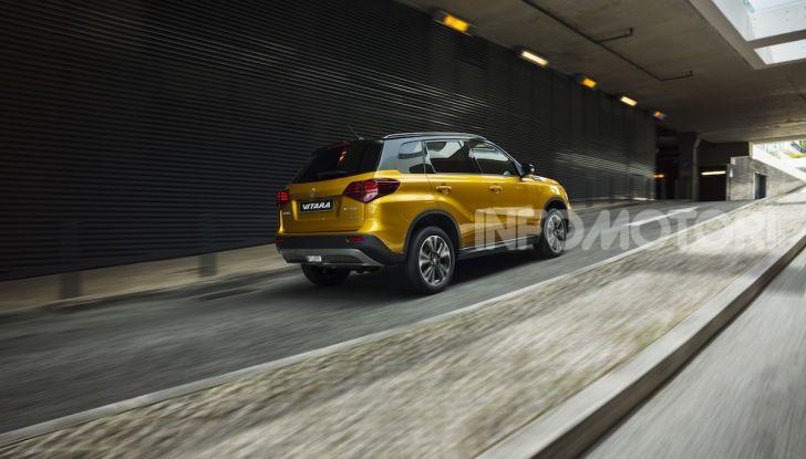 Nuova Suzuki Vitara con motore 1.0 Boosterjet da 112 CV - Foto 5 di 9