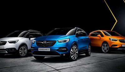 Opel partner del talent show musicale X Factor 2018