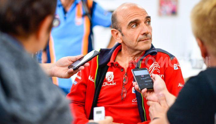 WRC2 Gran Bretagna: le dichiarazioni del team Citroën prima della gara - Foto 1 di 2