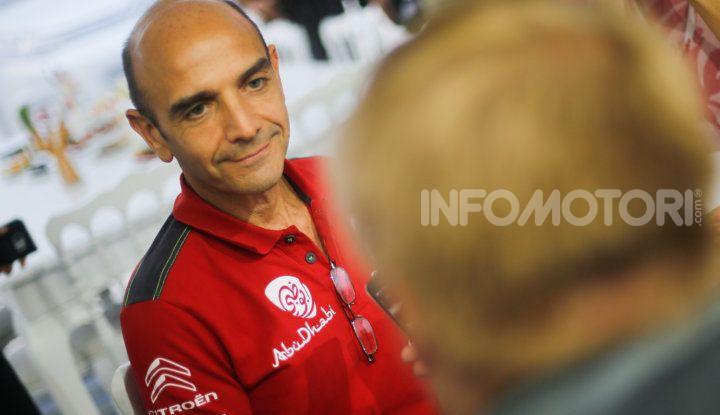 WRC Turchia 2018: l'intervista a Pierre Budar a fine gara - Foto  di