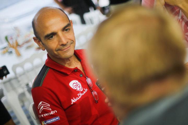 WRC Turchia 2018: l'intervista a Pierre Budar a fine gara