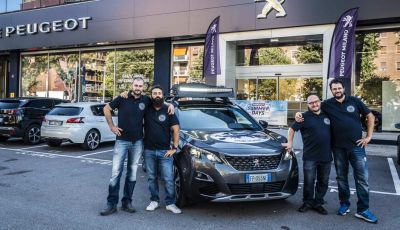 Peugeot 3008 protagonista del Silk Way Rally 2018