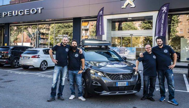 Peugeot 3008 protagonista del Silk Way Rally 2018 - Foto 1 di 8