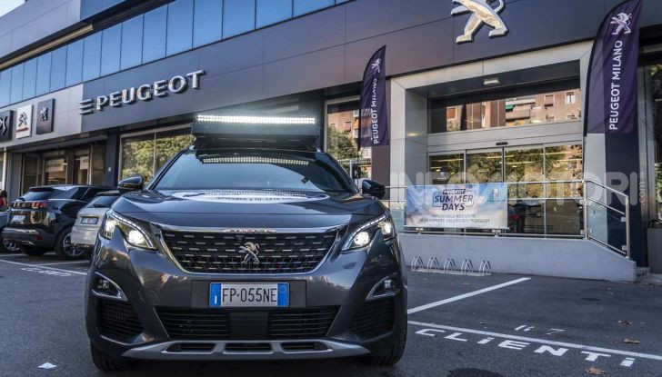 Peugeot 3008 protagonista del Silk Way Rally 2018 - Foto 5 di 8