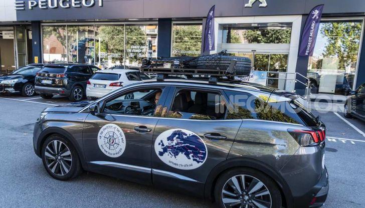Peugeot 3008 protagonista del Silk Way Rally 2018 - Foto 7 di 8