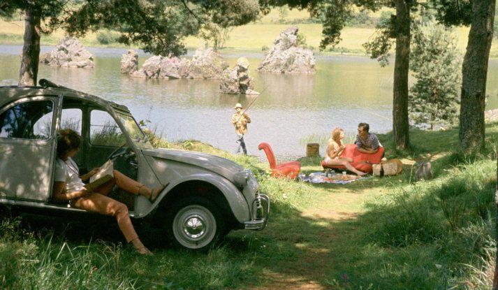 Le astuzie della Citroën 2CV: i sedili - Foto 3 di 4