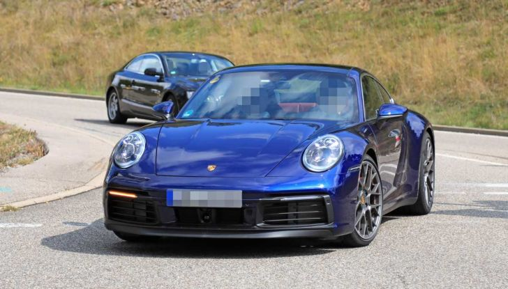 Porsche 911 992,la nuova generazione svelata in forma definitiva - Foto 27 di 30