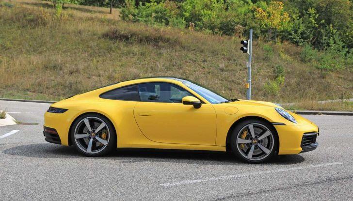Porsche 911 992,la nuova generazione svelata in forma definitiva - Foto 8 di 30