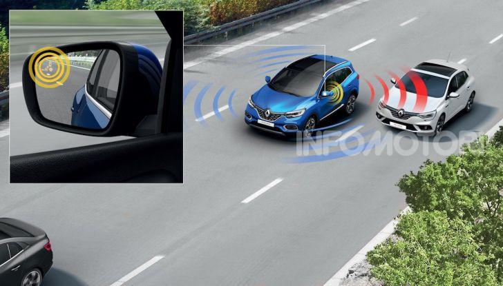Renault Kadjar 2018: tecnica rivista per il crossover alla francese - Foto 9 di 41