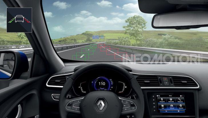 Renault Kadjar 2018: tecnica rivista per il crossover alla francese - Foto 10 di 41