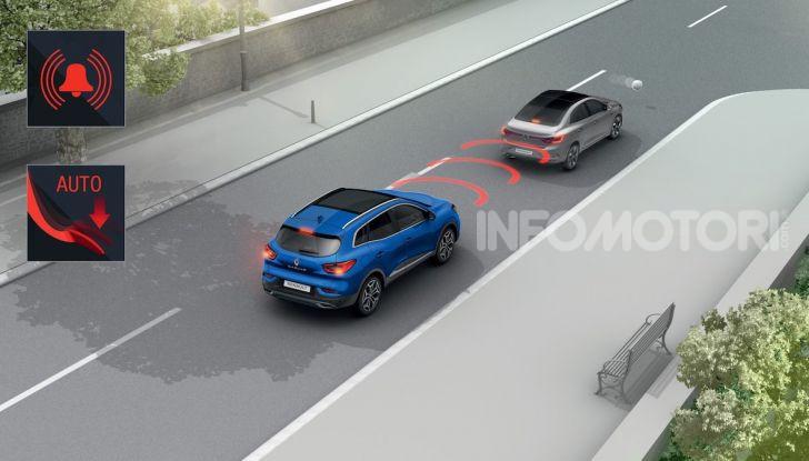 Renault Kadjar 2018: tecnica rivista per il crossover alla francese - Foto 11 di 41