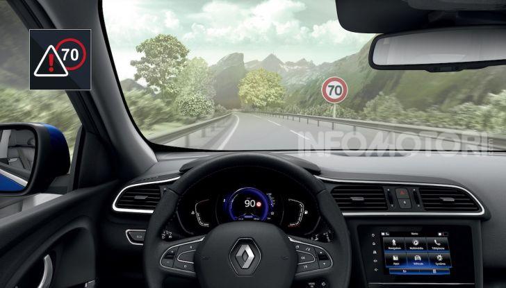 Renault Kadjar 2018: tecnica rivista per il crossover alla francese - Foto 13 di 41