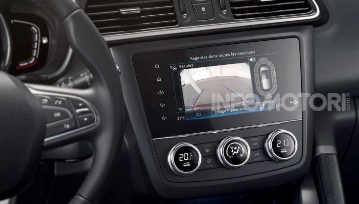 Renault Kadjar 2018: tecnica rivista per il crossover alla francese - Foto 16 di 41