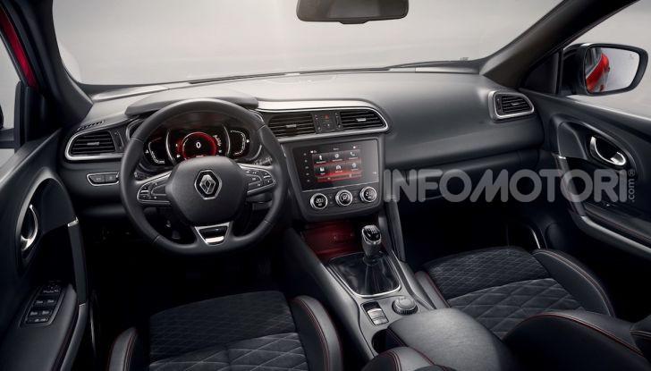 Renault Kadjar 2018: tecnica rivista per il crossover alla francese - Foto 17 di 41