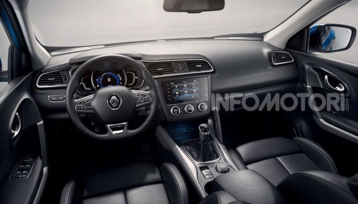 Renault Kadjar 2018: tecnica rivista per il crossover alla francese - Foto 18 di 41