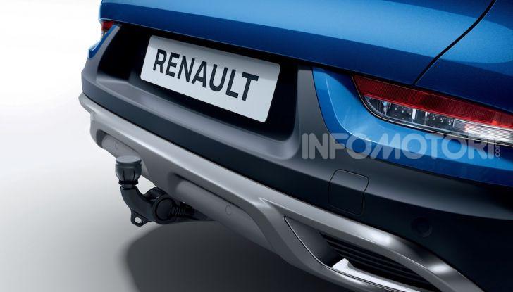 Renault Kadjar 2018: tecnica rivista per il crossover alla francese - Foto 20 di 41