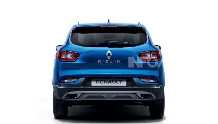 Renault Kadjar 2018: tecnica rivista per il crossover alla francese - Foto 24 di 41