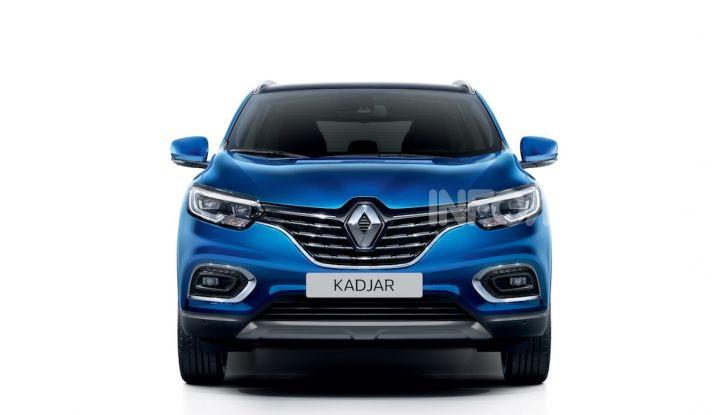 Renault Kadjar 2018: tecnica rivista per il crossover alla francese - Foto 25 di 41