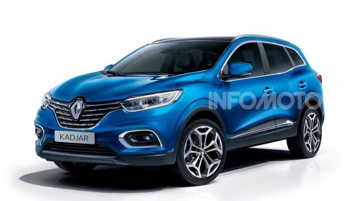 Renault Kadjar 2018: tecnica rivista per il crossover alla francese - Foto 26 di 41