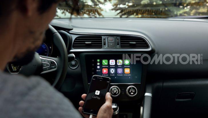 Renault Kadjar 2018: tecnica rivista per il crossover alla francese - Foto 32 di 41