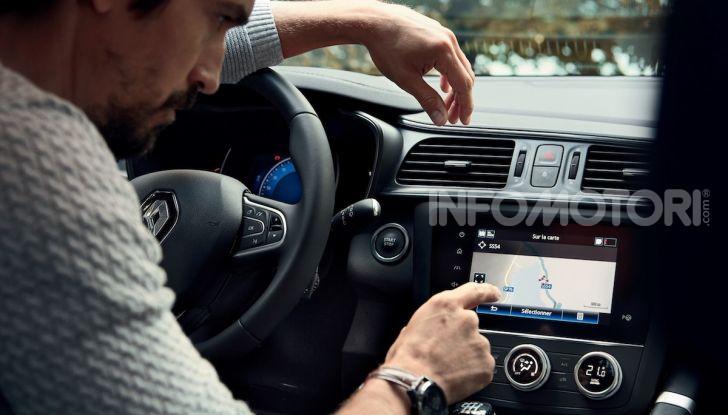 Renault Kadjar 2018: tecnica rivista per il crossover alla francese - Foto 33 di 41