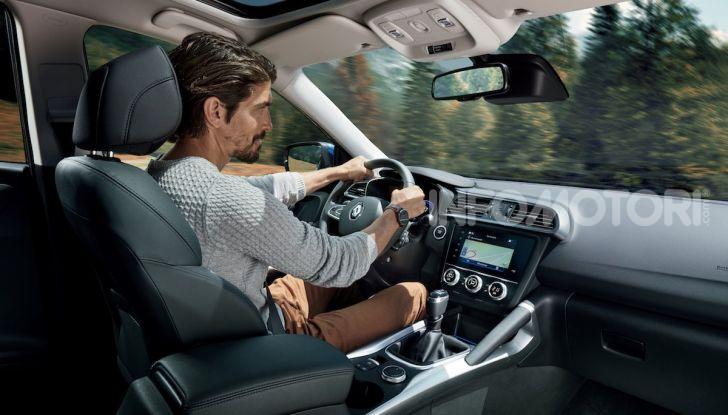 Renault Kadjar 2018: tecnica rivista per il crossover alla francese - Foto 34 di 41