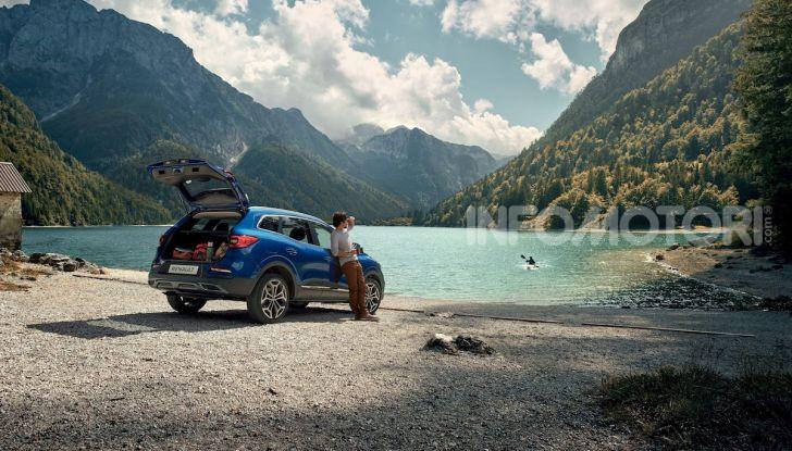 Renault Kadjar 2018: tecnica rivista per il crossover alla francese - Foto 8 di 41