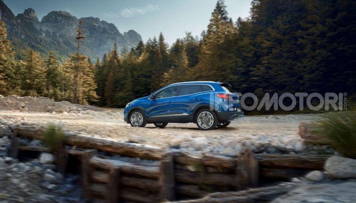 Renault Kadjar 2018: tecnica rivista per il crossover alla francese - Foto 3 di 41