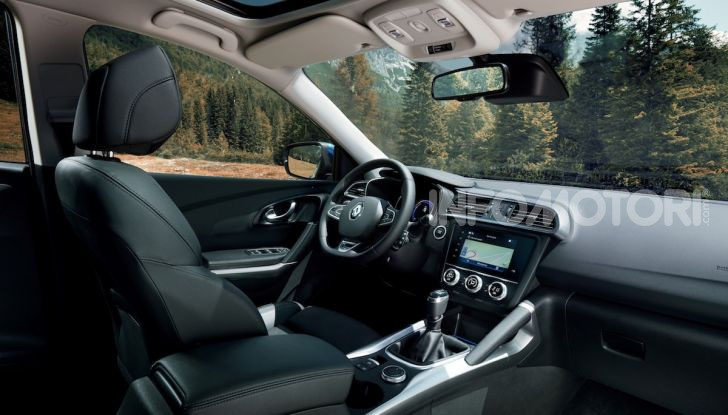 Renault Kadjar 2018: tecnica rivista per il crossover alla francese - Foto 4 di 41